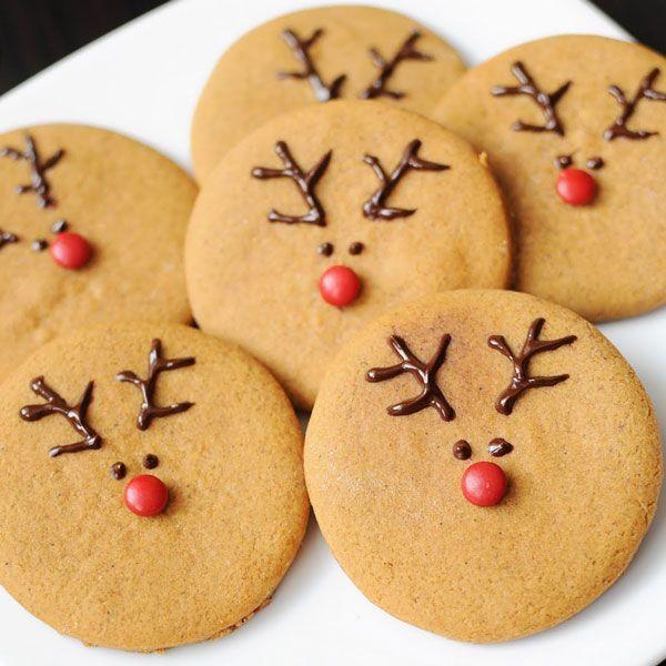 Recetas de Navidad, galletas de jengibre
