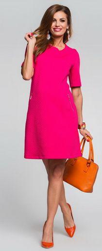 Piccolo berry dress