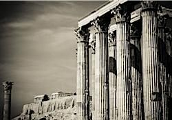 In Ancient Greece, the government was a democracy, or a system of government that is ruled by the people. Greece was only a democracy for 2 centuries. The end of Greek democracy was when Pericles became the leader of Greece. Greece became an aristocracy.