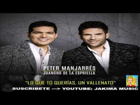 CD COMPLETO | Lo Que Tu Querias | Peter Manjarres & Juancho De La Espriella 2017 (OFICIAL) - VER VÍDEO -> http://quehubocolombia.com/cd-completo-lo-que-tu-querias-peter-manjarres-juancho-de-la-espriella-2017-oficial    Lo Que Tú Querías, Un Vallenato – Peter Manjarrés & Juancho De La Espriella | CD COMPLETO HD Lista de canciones de 'Lo Que Tú Querías – Un Vallenato' de Peter Manjarrés & Juancho De La Espriella: 1. 1:09:52 Un vallenat