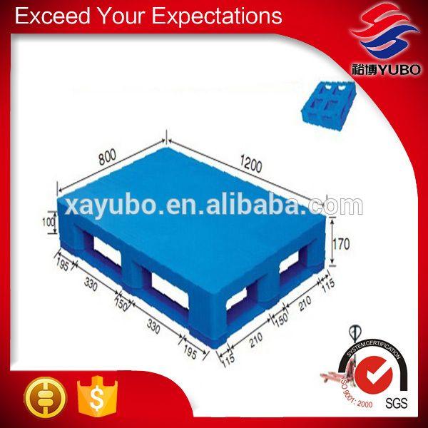 hot sale mini euro plastic pallet for racking