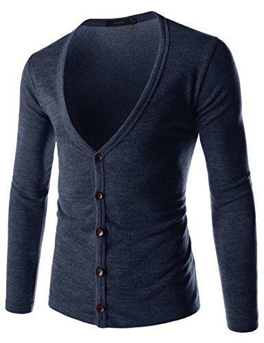 Showblanc (SBMZC08) Attractive Men Slim Fit Exclusive Knitwear Cardigan Sweaters BLUE US XS(Tag size L) Showblanc http://www.amazon.com/dp/B01BXWY3R4/ref=cm_sw_r_pi_dp_pQ65wb1DYARDJ