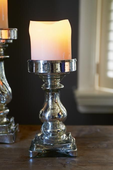 Candle Holder, Riviera Maison in style of Villa Paprika