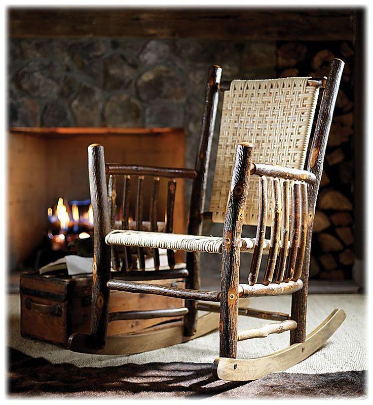 Old Hickory Furniture Highland Rocker