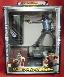 バンプレスト フィギュア付缶ホルダー 次元大介/フィギュア付缶ホルダー