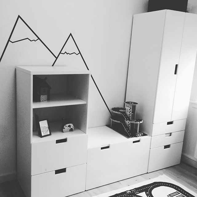 projekt 39 nyt v relse 39 er skudt i gang stuva ikea drengev relse stuva pinterest kids. Black Bedroom Furniture Sets. Home Design Ideas