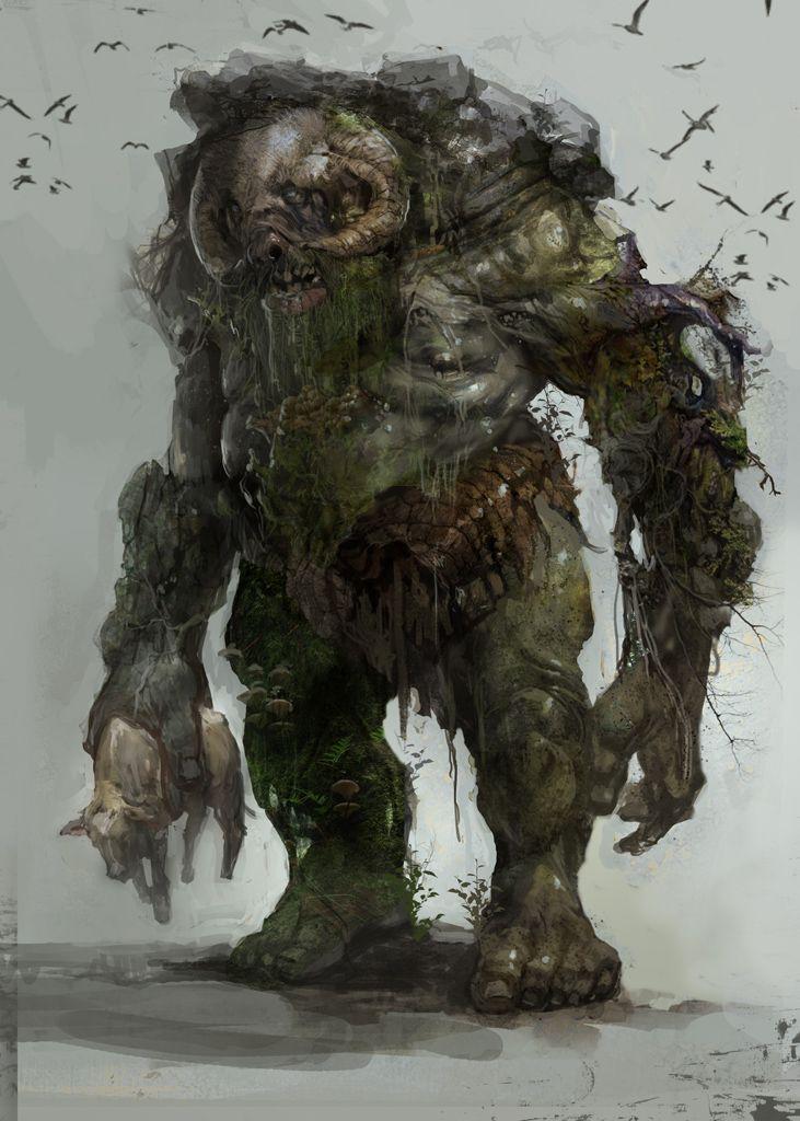 Troll  by Vance Kovacs