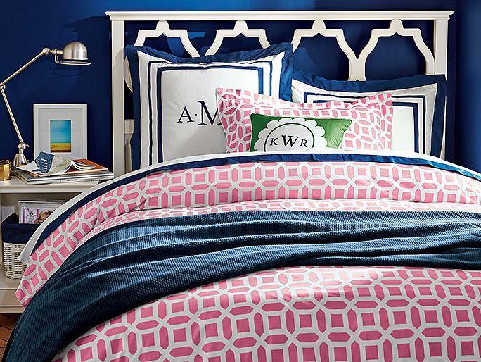 Elsie Peyton Pink Bedroom