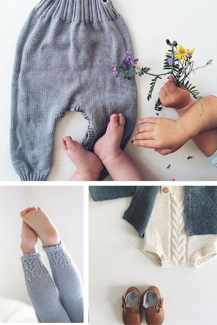 7 Beautiful Baby Knitting Accounts Found on Instagram 2