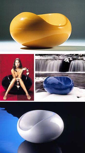 Eero Aarnio: Pastilli Chair | NOVA68 Modern Design