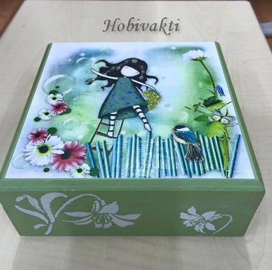 ♥♥ Hobi Vakti ♥♥: Küçük Kutular