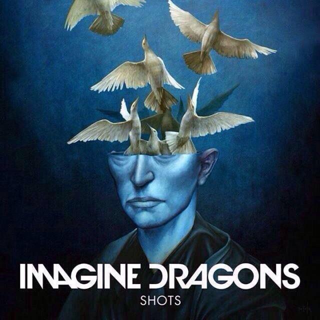 imagine dragons- shots smoke + mirrors ♥