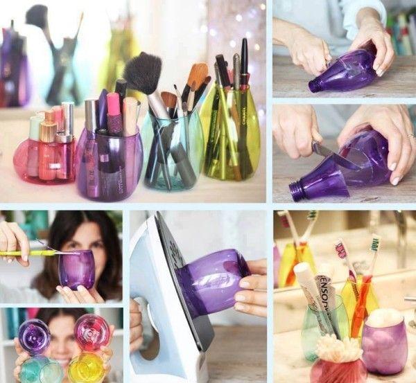 Recycling basteln pet flaschen  Die besten 20+ Plastikflaschen Ideen auf Pinterest | Recycling ...