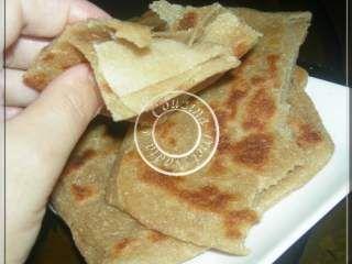 Msemmens (crêpes marocaines) à la farine de blé entier