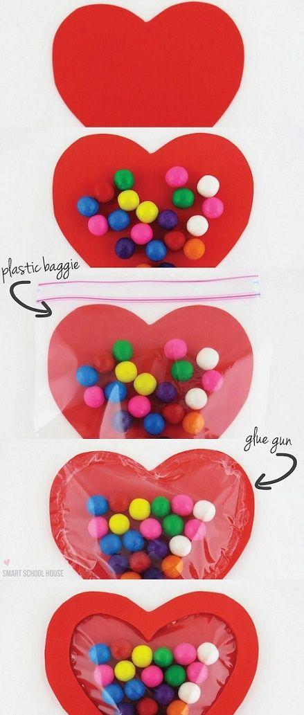 20 Creativas maneras para regalarle dulces a los niños ⋮ Es la moda