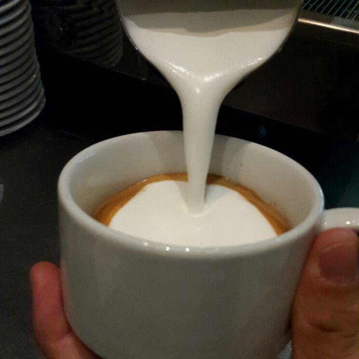 Macchiato #artelatte #coffeebilities