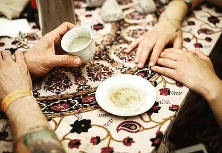 Terapeuta holístico realiza 1er curso de Cafeomancia en Chile | ChilenaUp