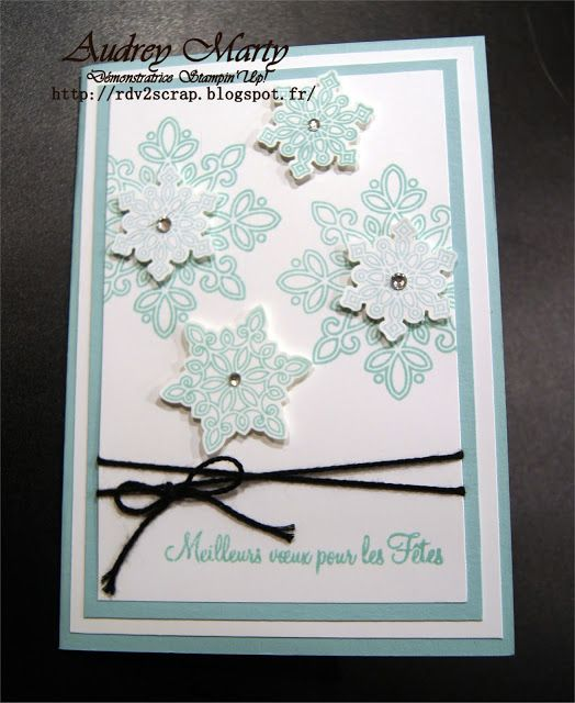 Gotta click and see the inside!  Audrey Marty - démonstratrice Stampin'Up! ® dans le Val d'Oise: Blog Hop hivernal de la Stampin'Class