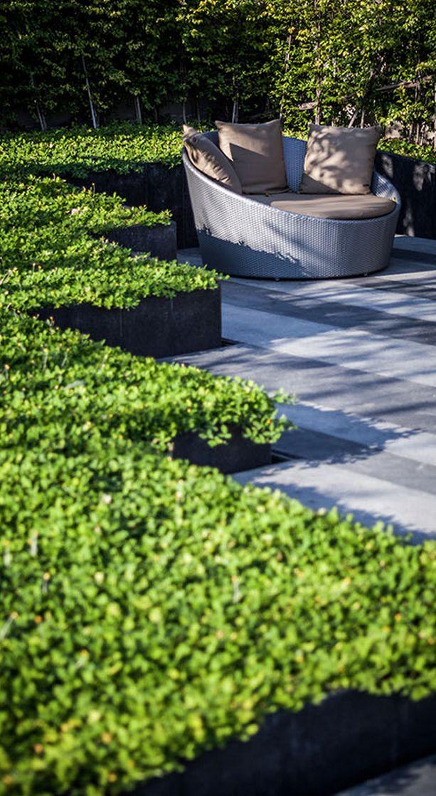 // Sari by Sansiri, Landscape design by Shma Company Limited. Photos courtesy of Shma