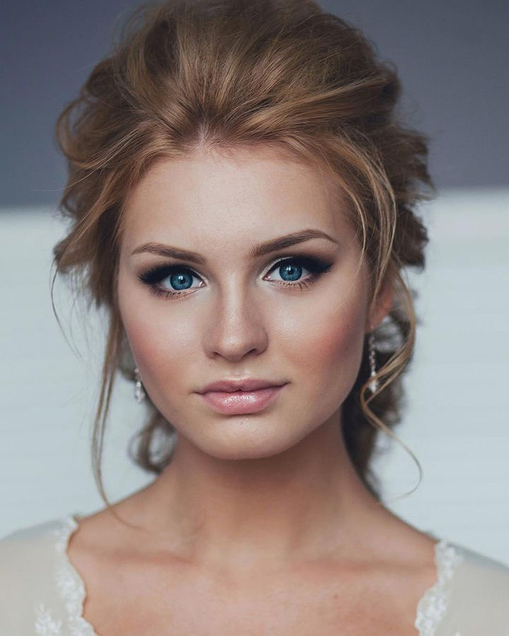8 Gorgeous Bridal Makeup & Hair Looks from tonyastylist – Christina Rose
