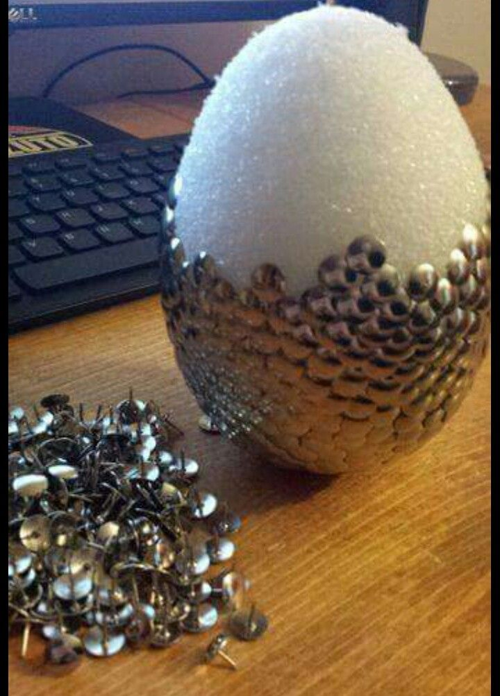 How to make a dragon egg