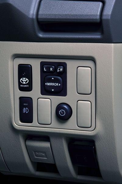 Hilux double cabin V diesel Interior 3