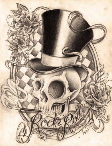 Rock n Roll old school!!!