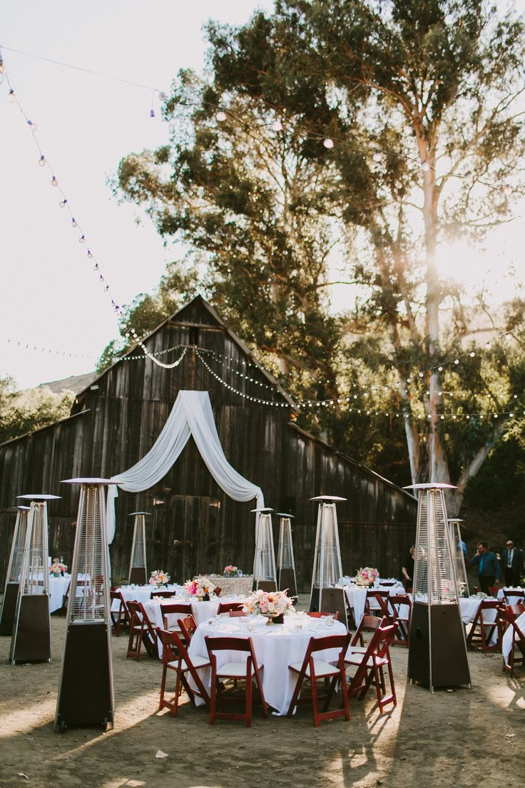 wedding receptions in downtown los angeles%0A Outdoors at La Cuesta Ranch    Coordination  Kramer Events   Floral Design   Tenley