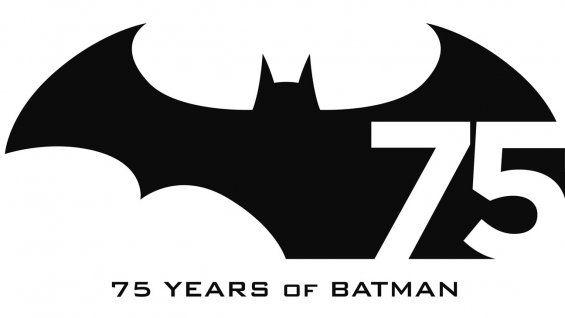 Batman 75th Anniversary Logo Revealed All DC Comics characters and the distinctive likeness(es) thereof are Trademarks & Copyright © 1938-2014 DC Comics, Inc.