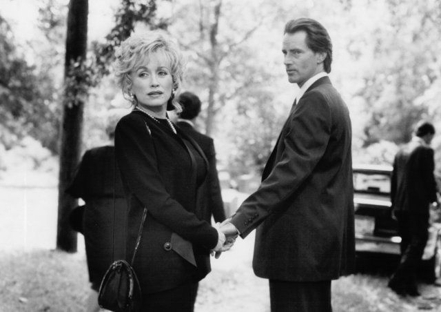 Truvy & Spud || Dolly Parton and Sam Shepard in Steel Magnolias (1989)