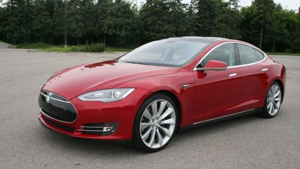 Used Tesla Price