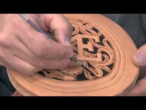 Springfield Leather Company Helpful Hints: How to Use a Pro Petal Tool - YouTube