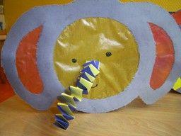 olifant lampion