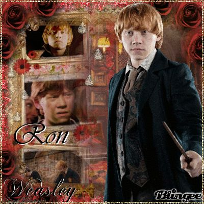 Ron Weasley...is our king!!