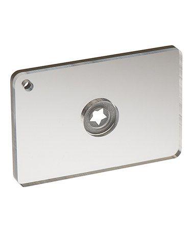This StarFlash Signal Mirror is perfect! #zulilyfinds