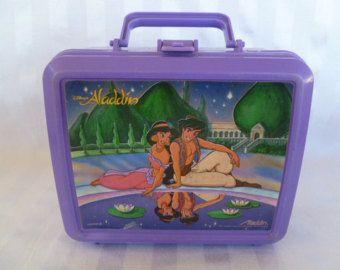 Disney Aladdin Lunch Box  Princess Jasmine