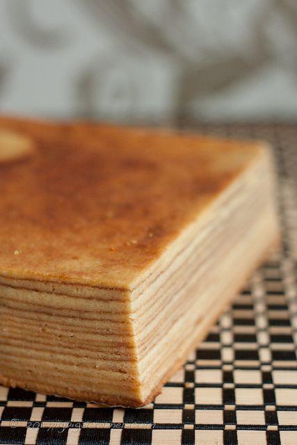 Kue Lapis (Indonesian Layer Cake)