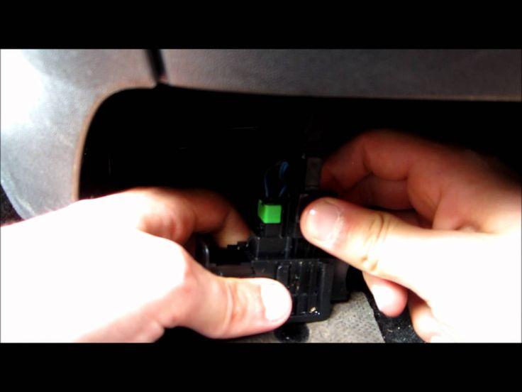TUTO réparer le problème du voyant d'airbag (how repair airbag warning l...