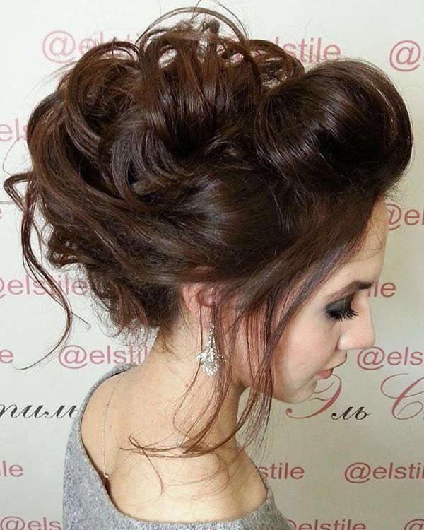 70 Chic Wedding Hair Updos for Elegant Brides – My Stylish Zoo #bridalUpdos