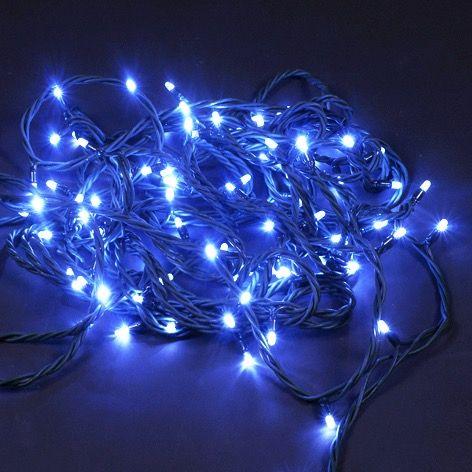 guirnalda de luces led colores para uso exclusivo interior navidad luces guirnalda