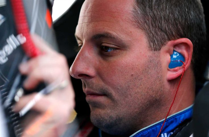 At-track photos: Martinsville weekend  Sunday, April 2, 2017  Johnny Sauter, driver of the No. 21 Allegiant Travel Chevrolet, sits in his truck during practice for the NASCAR Camping World Truck Series Alpha Energy Solutions 250 at Martinsville Speedway on March 31, 2017 in Martinsville, Virginia.  Photo Credit: Getty Images  Photo: 72 / 74