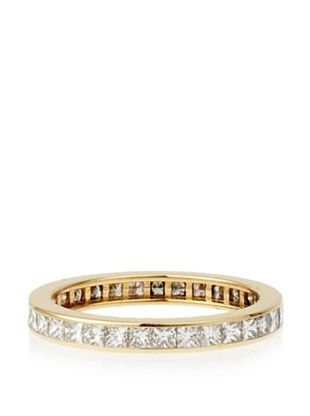 Cartier 18K Yellow Gold Eternity Ring