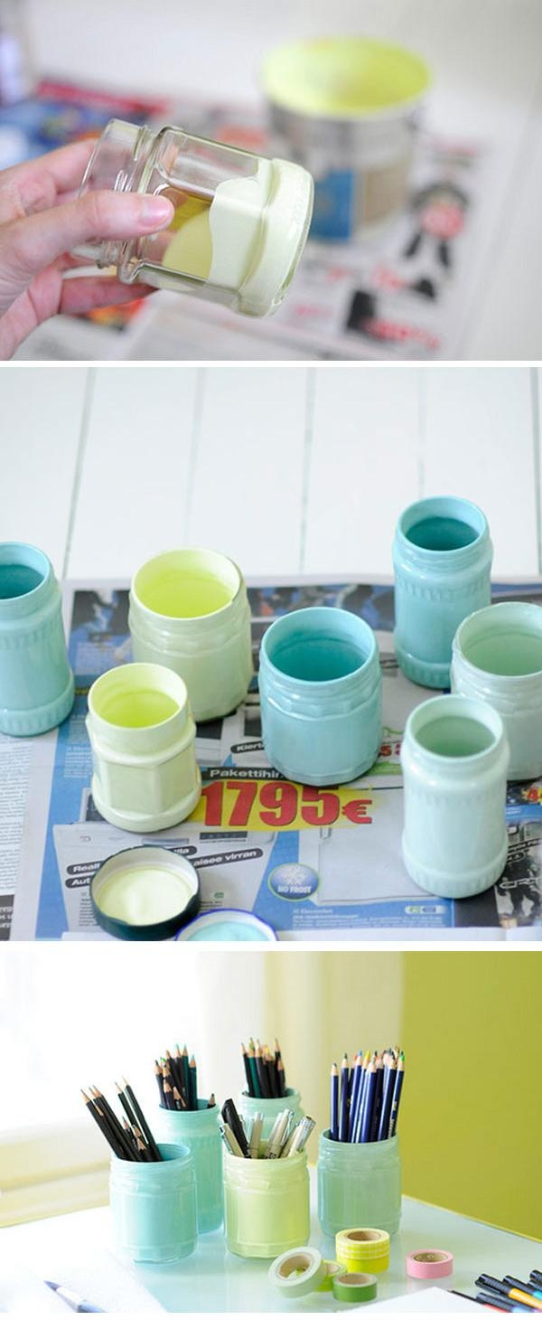 I am going to make these paint jars soon, I promise!?!!