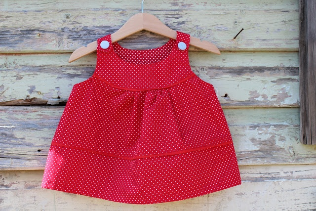 Sadieandlance: Little Red Dress