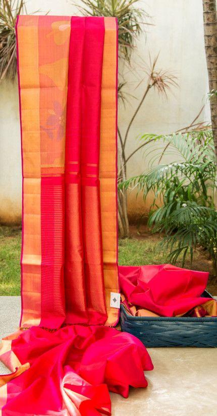 Kanchivaram Silk SAKASR014 | Lakshmi