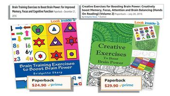 Creative Brain Training Exercises to Boost Brain Power, Speed Reading & Memory