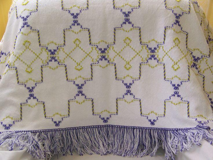 Swedish weaving. T. Lundeen