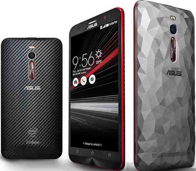 Harga Asus Zenfone 2 Deluxe Special Edition