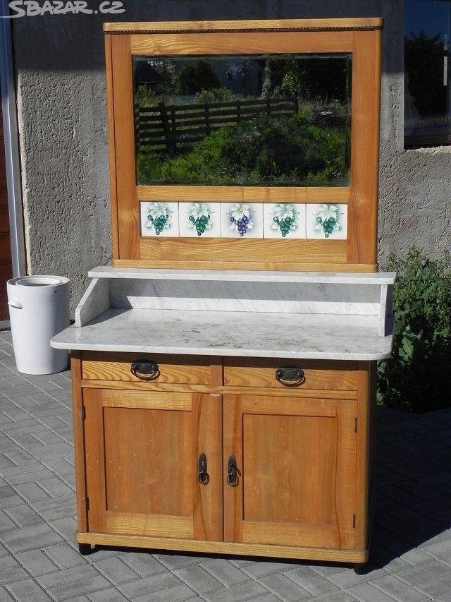 Stará toaletka - obrázek číslo 1