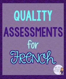 Want more progress? Use quality assessments! Great ideas in this blog post how to vary your assessments to really see if your students are mastering the skills they need. Click here to read more.